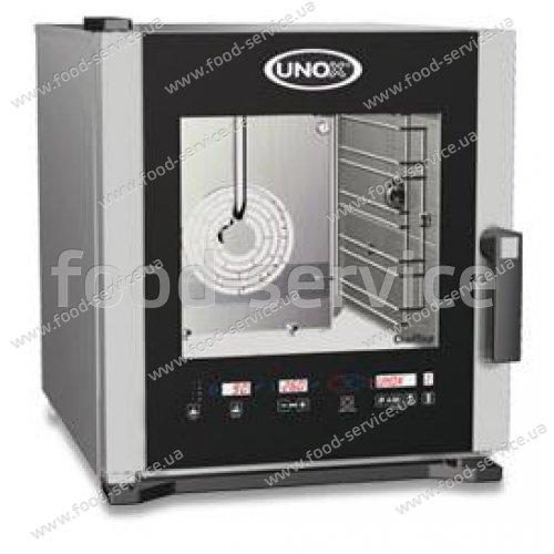 Пароконвекционная печь Unox XVC 205 ChefTop