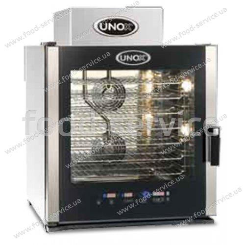 Пароконвекционная печь Unox XVC 514 G (газовая)