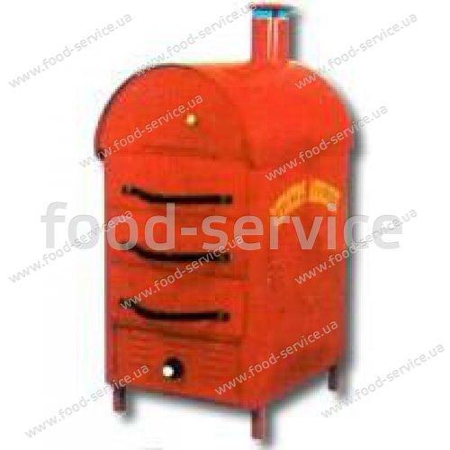 Печь для запекания картофеля М079 на 3 ящика газ, Pimak