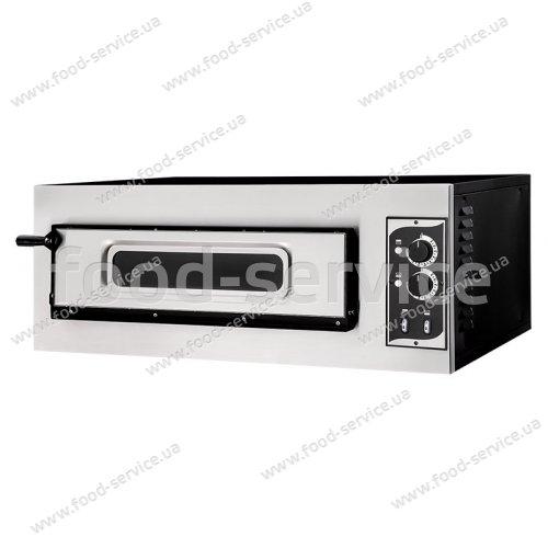 Печь электрическая для пиццы PRISMAFOOD BASIC 1/50G vetro