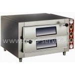 Печь для пиццы Inox Electric GRANDE-II optic