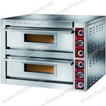 Печь электрическая для пиццы GAM EK 4+4