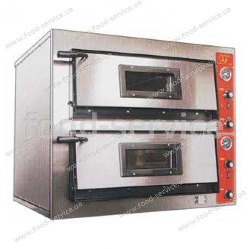 Печь электрическая для пиццы GGF E44/A