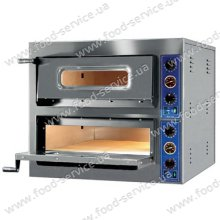 Печь электрическая для пиццы GGF ES 4+4