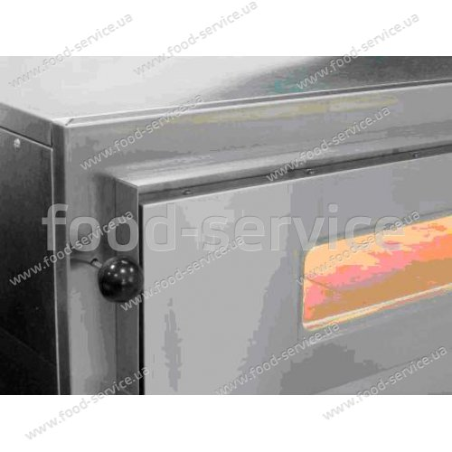 Печь электрическая для пиццы ПП-1К-975 с термометром