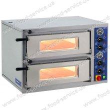 Печь электрическая для пиццы ПП-2К-780