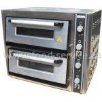 Печь электрическая для пиццы SGS РО 6262DE