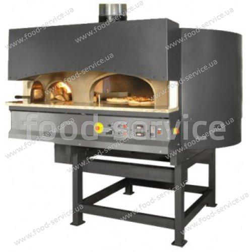 Печь пиццы на дровах и газе Morello Forni MR110ST