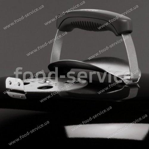 Гриль угольный портативный Weber Compact Kettle 47 см black