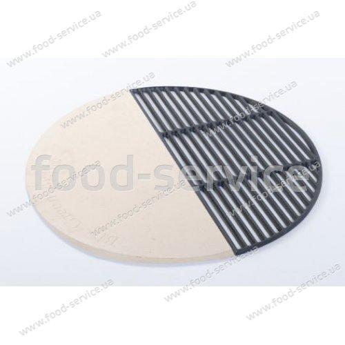 Полукруглая решетка HM24P для гриля Big Green Egg Extra Large