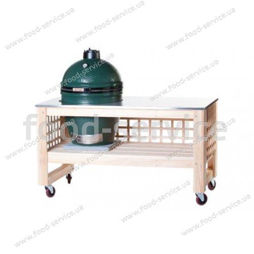 Покрытие из нержавеющей стали L5TSS для стола L5TAB4 гриля Big Green Egg Large