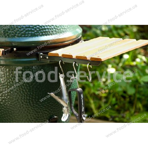 Деревянные столики для грилей Big Green Egg