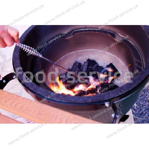 Кочерга AS для грилей Big Green Egg Mini, Small