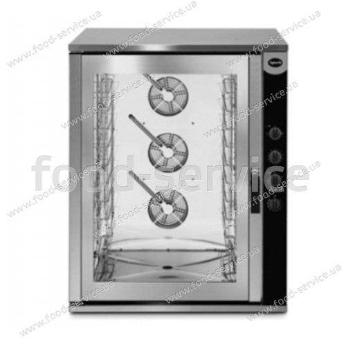 Конвекционная печь Apach A9/10 RXS (с паром)