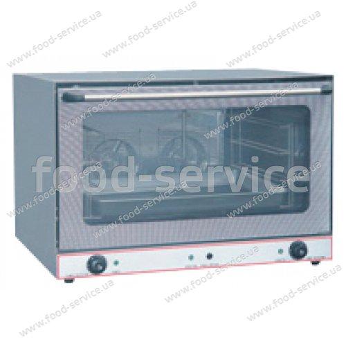 Конвекционная печь с пароувлажнением BECKERS S-5