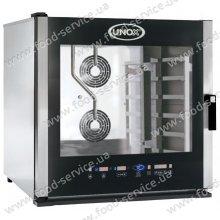 Конвекционная печь Unox XBC 605 BakerTop (кондитерская с паром)