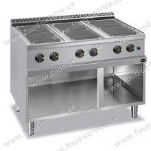 Плита 6-х конфорочная без духового шкафа Apach APRE-117Р