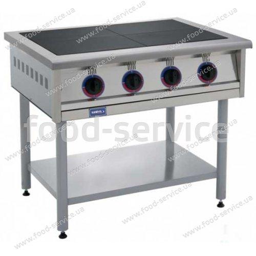 Плита эл. 4-х конфорочная без духовки ПЕ-4