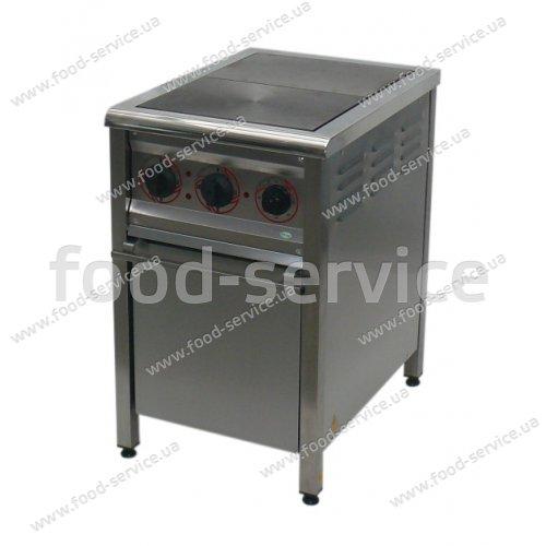 Плита 2-х конфорочная с духовым шкафом ПЕ-2Ш Н Эконом