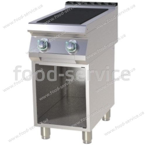 Плита 2-х конфорочная без духового шкафа RM Gastro SPL- 740 E