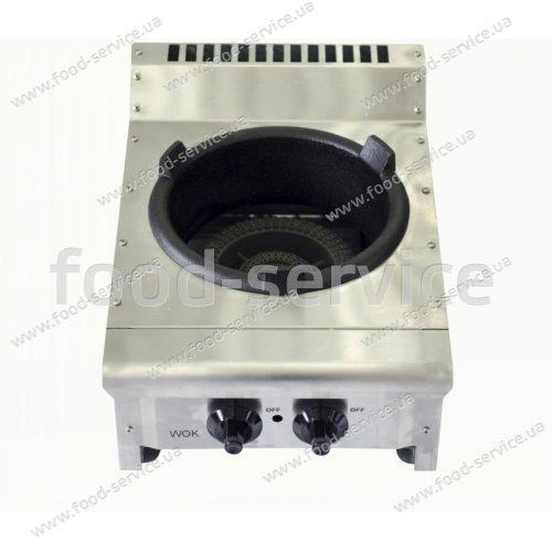 Газовая плита для китайской кухни WOK G36 на 10кВт.