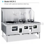 Газовая плита для китайской кухни ARCR-3 Americanrange