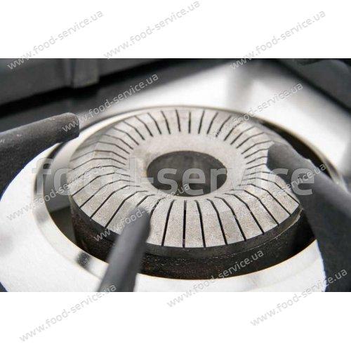 Плита газовая 4 конфорочная ПГ-4Н-Б-СЕ настольная