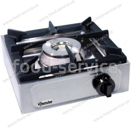 Плита газовая 1 конфорочная настольная Bartscher 1059503