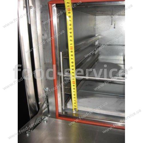 Плита газовая 4 конф. с электр. духовкой PIMAK М015/4DE
