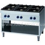 Плита газовая 6 конфорочная MODULAR CEG-110