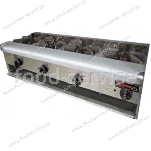 Плита газовая 2-х конф. настольная CustomHeat TT4-48