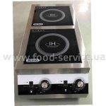 Двухконфорочная индукционная плита с механическим управлением Berg IG-2