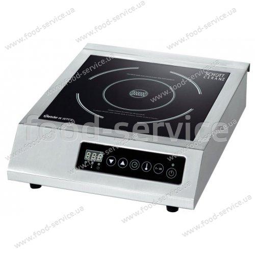 Индукционная плита настольная Bartscher ІК 35 TCS 105843S