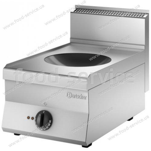 Индукционная плита настольная Bartscher Wok Snak 650 на 1 конф.