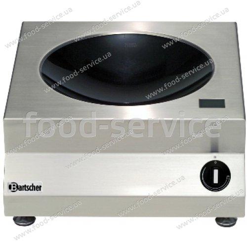 Индукционная плита настольная Wok Bartscher A105935