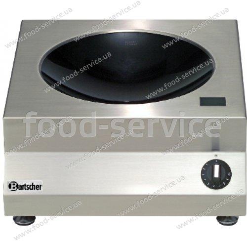 Индукционная плита настольная Wok Bartscher A105936