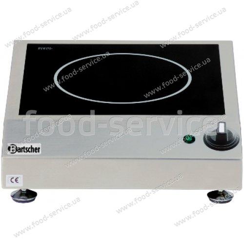 Индукционная плита односекционная настольная Bartscher A105942