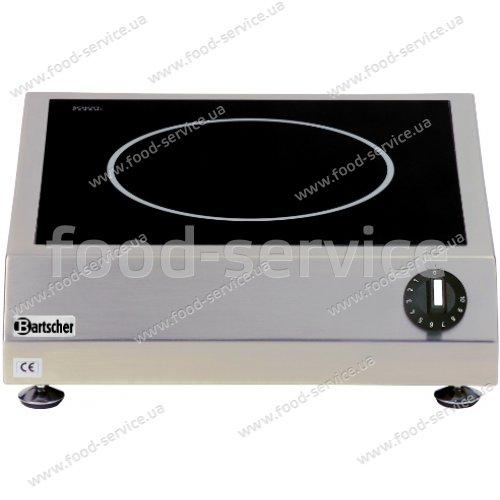Индукционная плита односекционная настольная Bartscher A105948
