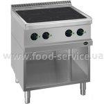 Плита индукционная 4-х конфорочная без духовки Apach APRI-77Р