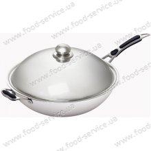 Сковорода Wok для плиты индукционной Wok Bartscher IW 35 105981