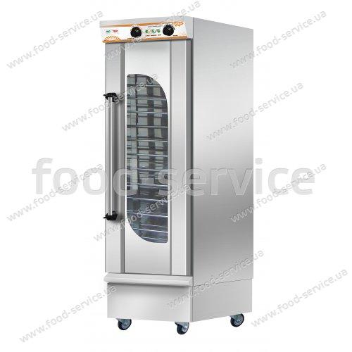 Шкаф расстоечный на 12 уровней Inoxtech ELC-12