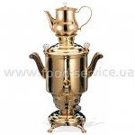 Самовар серии Romanov I, золото