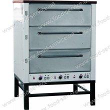 Пекарский шкаф 3-секционный ХПЭ-500