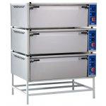 Пекарский шкаф 3-секционный ШП-3