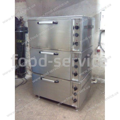 Жарочный шкаф 3-х секционный Инокс-маркет ШЖ-3