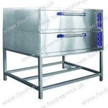 Шкаф пекарский 2-х секционный ЭШ-2К