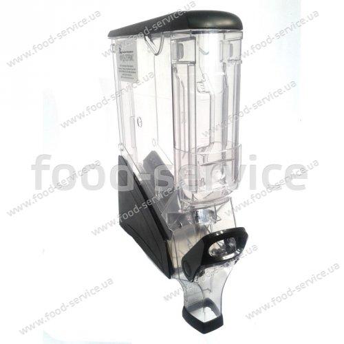 Диспенсер для сыпучих продуктов GB150-12,5 л с основой