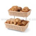 Корзинка для для хлеба и булочек GN 1/2 HENDI 561201 набор из 2шт.