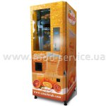 Торговый фреш-автомат Oranfresh OR 130 б/у