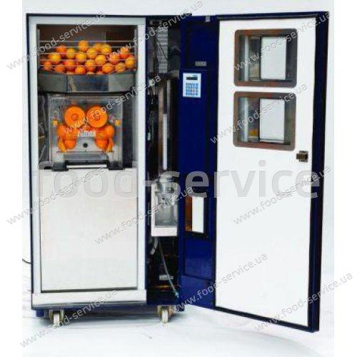 Торговый фреш-автомат  ZUMEX Vending negra